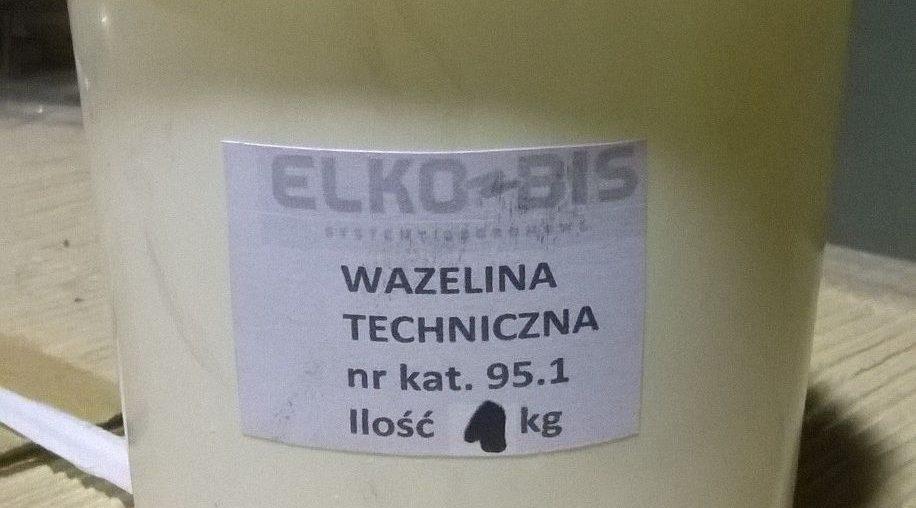 Dostawa Wazeliny Technicznej