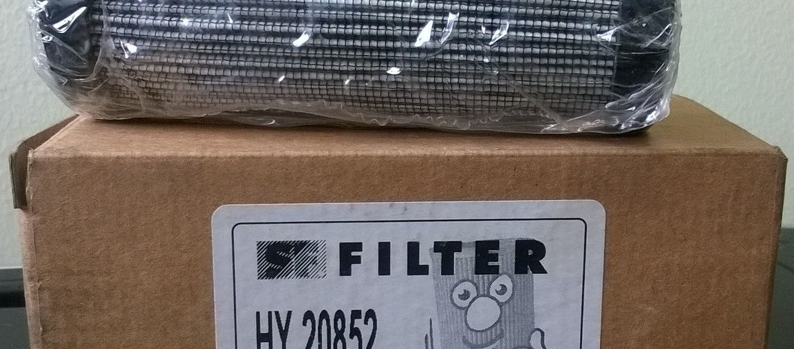 Filtr hydrauliczny marki SF Filter - HY 20852