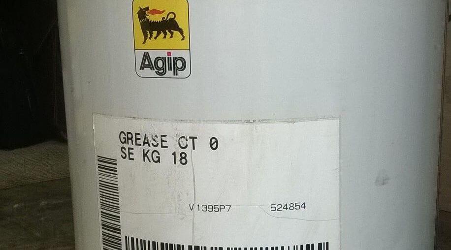 smar AGIP ENI Grease CT 0 dostawa Kraków warsztat