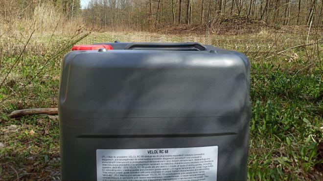 Velol RC 68 olej do prowadnic Orlen
