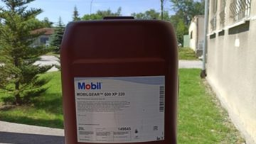 Mobilgear 600 XP 220, olej przekładniowy