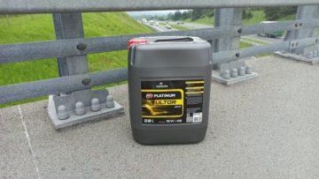 Platinum Ultor Plus 15W40, olej silnikowy