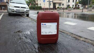 Mobil Vactra 1, olej do prowadnic Kraków