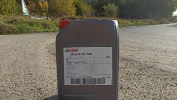 Castrol Alpha SP 220, olej przekładniowy Kraków