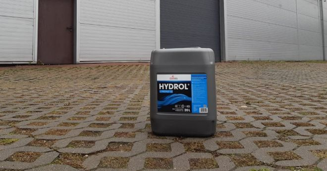 Orlen Hydrol HLP 32, olej hydrauliczny Kraków