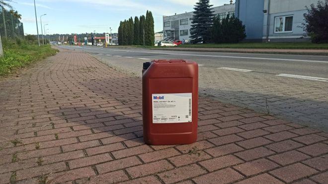 Mobil Vactra 4, olej do prowadnic Kraków