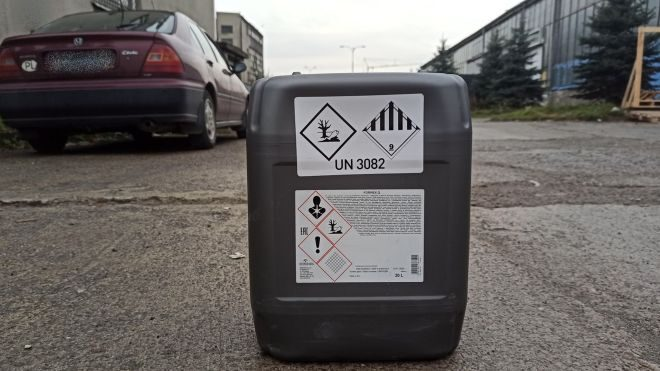 Formex Q, olej antyadhezyjny Orlen Kraków