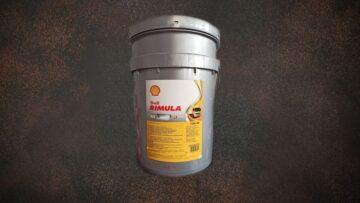 Olej silnikowy Shell Rimula R4X 15W40
