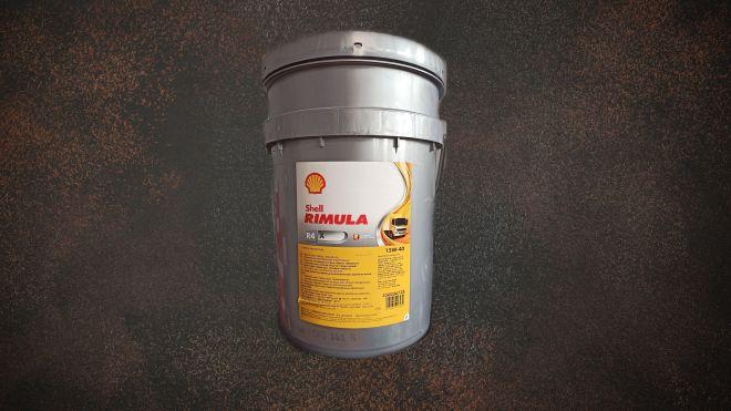 Shell Rimula R4X 15W40, olej silnikowy Kraków