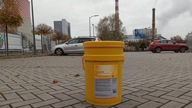 Shell Tona S3 M68, olej do prowadnic Kraków