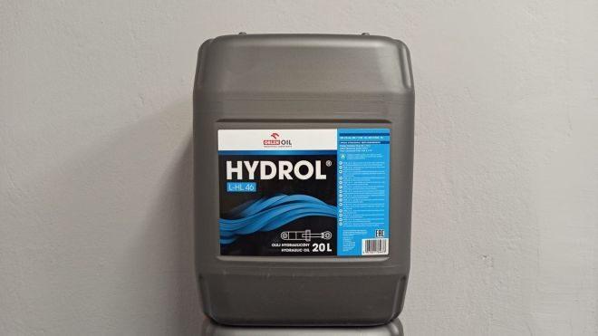 Olej hydrauliczny Orlen HL 46
