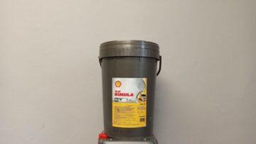 Rimula R6 M 10W40, olej silnikowy Shell