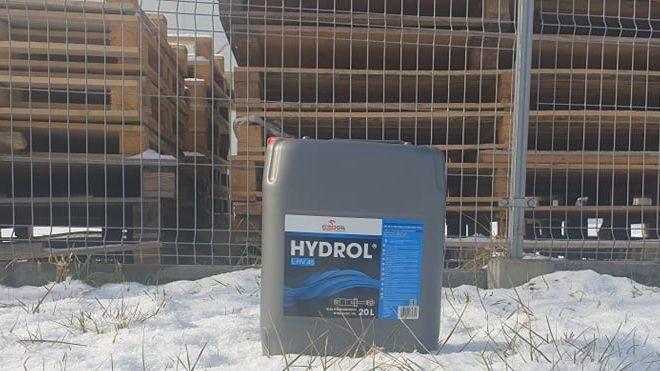 HVLP 46 olej hydrauliczny z dostawą w Krakowie