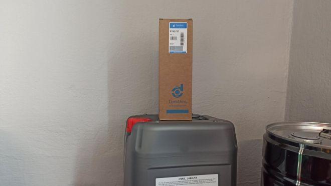 Filtr hydrauliczny Donaldson, filtry i oleje Kraków