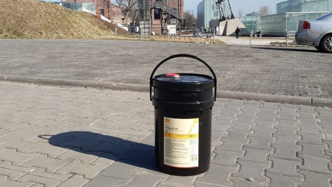 Olej hydrauliczny Shell Tellus S2 VX68