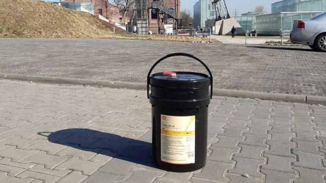 Shell Tellus S2 VX68, olej hydrauliczny Kraków